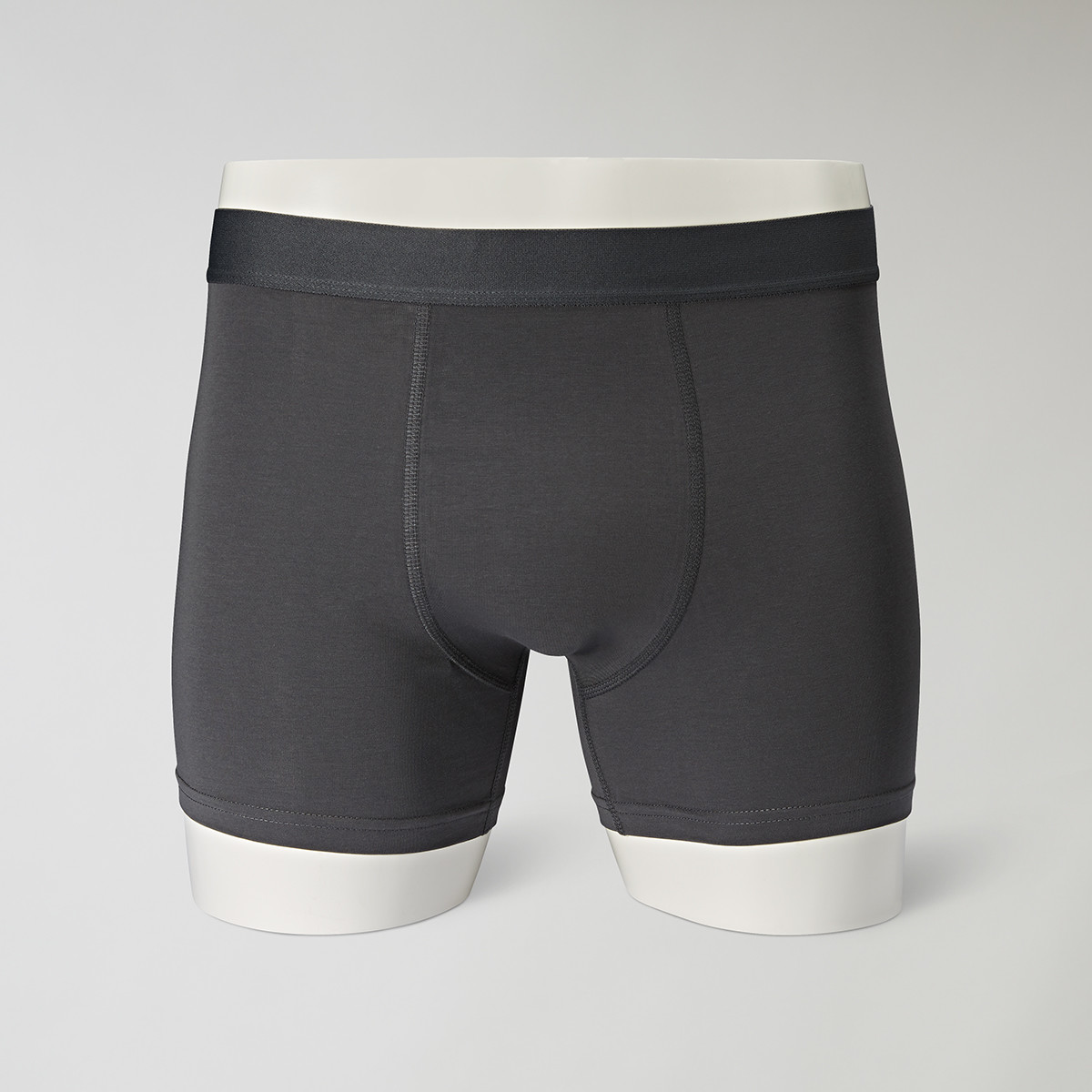 Boxer-Brief Mill - Grå | Riley | Brothers.se