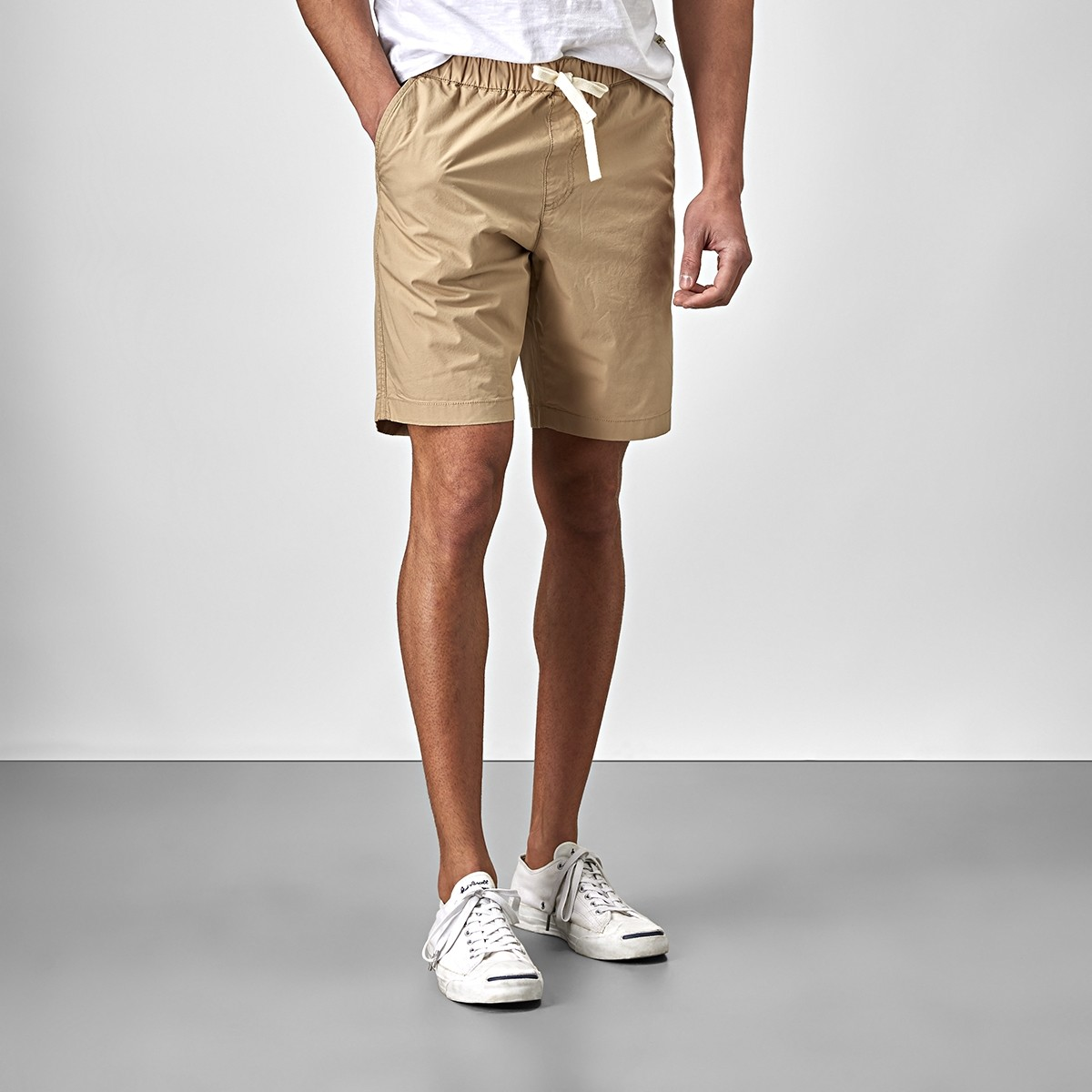 Breeze Shorts Beige   East West   Brothers.se