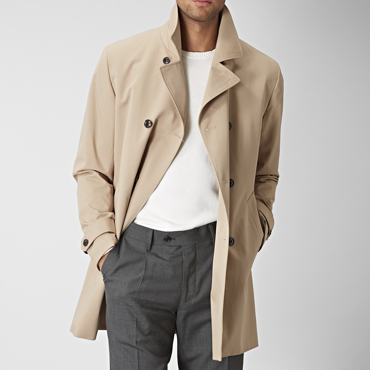 Shelby Trenssi Beige | Riley | Brothers.fi