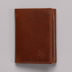 Malmsten Wallet Brown