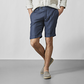 SHELBY LINEN -SHORTSIT
