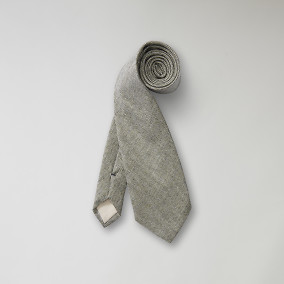 Slips Nevison Tweed - Grön | The Tailoring Club | Brothers.se