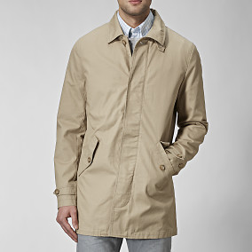 Vårrock - Adwell Carcoat Beige | East West | Brothers.se