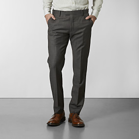 Kostymbyxa Shelby - slim fit brun | Riley | Brothers.se