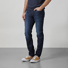 Jeans Rider Hudson Blue | Lee | Brohers.se