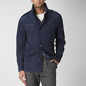 Hudson Fieldjacket Sininen | Riley | Brothers.fi