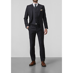 The Tailoring Club ThreeSixtyFive navy suit