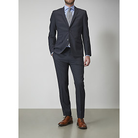 Riley Shelby navy suit