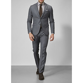 KOSTYM VERTIGO WOOL TWILL GRÅ 4 000 KR | The Tailoring Club | Brothers.se